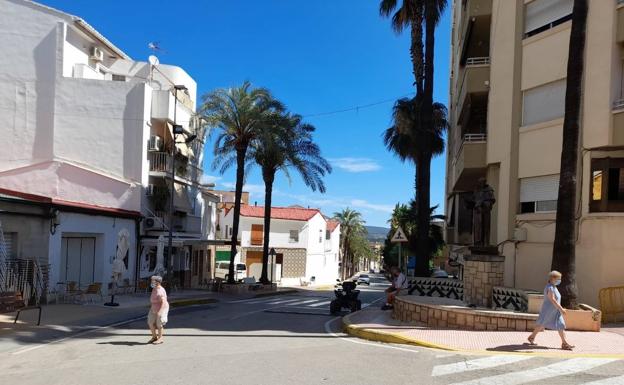 El municipio de Vallada encabeza la lista con mayor deuda per cápita de España.  / M. García