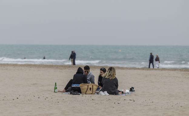 Los municipios costeros que tendrán toque de queda en los próximos días