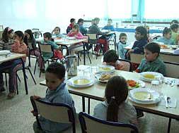 Empresas externas gestionan el 83% de los comedores en los colegios ...